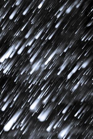 Asteroid Rain Stock Photo - 18268117