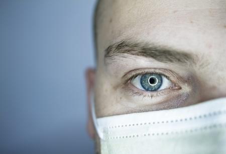 Macro Shot of a Doctor Vision ! photo