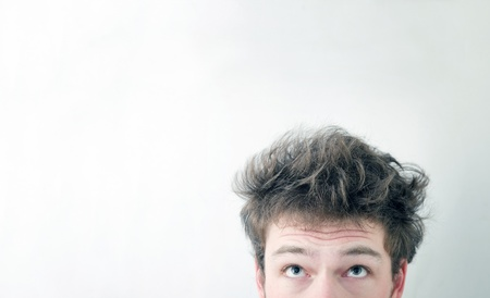 bedhead: Morning Look   Stock Photo