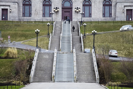 oratory: St-Joseph escaleras Oratorio - EDITORIAL