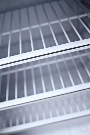 refrigerator: Empty Refrigerator