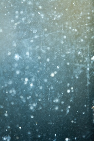 scratched: Dirty Glass texture with beautiful color Stock Photo