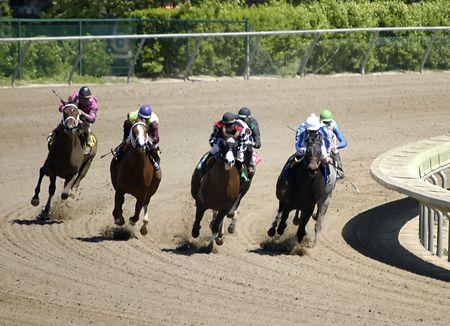 furlough: Horse Race