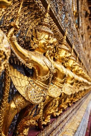 garuda: Garuda Security guard statues