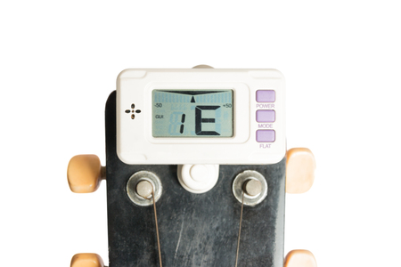 amplified: Guitar tuner Clip Equipment For tuning the guitar sound