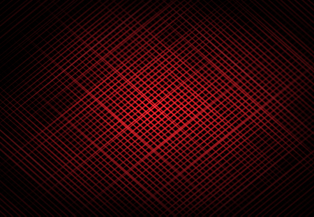 black banner: Abstract Red Lines and shadows background