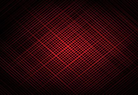 Estratto rosso Lines e sfondo ombre Archivio Fotografico - 29941824
