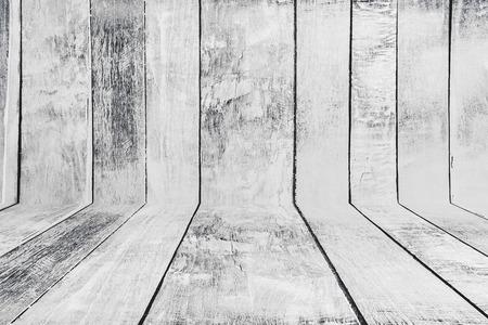 あなたのデザインの白い木材のテクスチャ背景