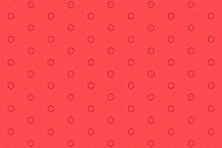 scarlet: Drawings on a scarlet background.4