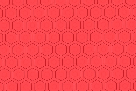scarlet: Drawings on a scarlet background.3