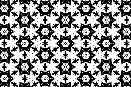 black and white: White and black patterns. 19 Stock Photo