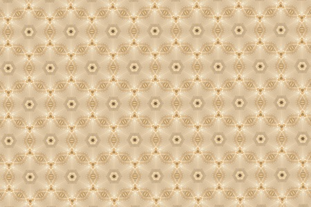light brown: Ornament with light brown patterns. 2 Stock Photo