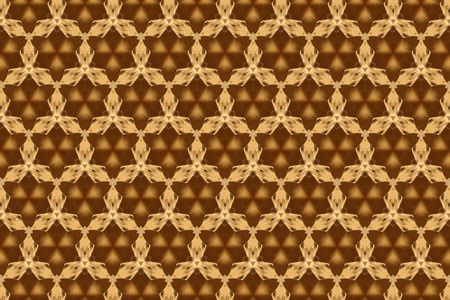 light brown: Ornament with light brown patterns. 7 Stock Photo