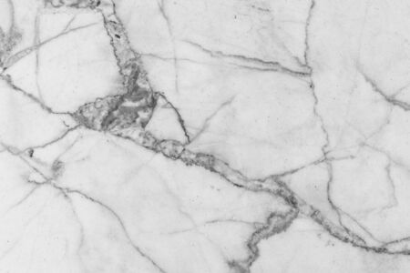 White marble texture, detailed structure of marble in natural patterned for background and design. Reklamní fotografie - 132002191