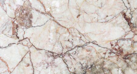Trama di marmo, struttura dettagliata del marmo con motivi naturali per lo sfondo e il design.