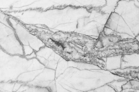 White marble texture, detailed structure of marble in natural patterned for background and design. Reklamní fotografie - 132002202