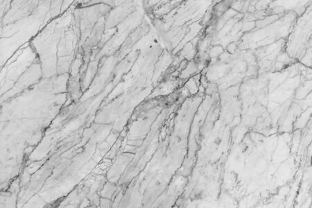 White marble texture, detailed structure of marble in natural patterned for background and design. Reklamní fotografie - 132002227
