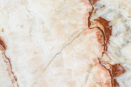 Marble texture, detailed structure of marble in natural pattern for background and design. Stock Photo - 132002452