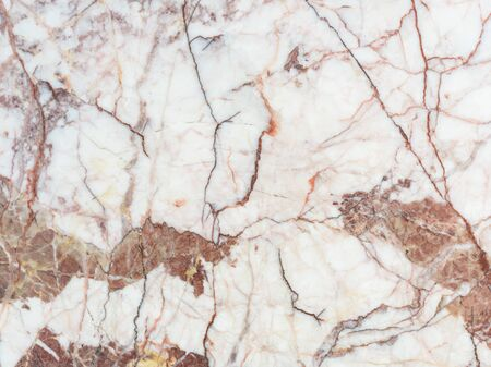 Marble texture, detailed structure of marble in natural pattern for background and design. Stock Photo - 132002553