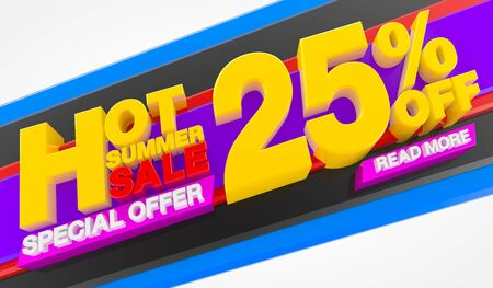 HOT SUMMER SALE 25 % OFF SPECIAL OFFER READ MORE 3d rendering