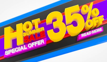 HOT SUMMER SALE 35 % OFF SPECIAL OFFER READ MORE 3d rendering