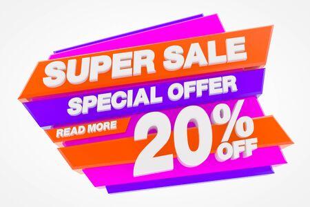 SUPER SALE SPECIAL OFFER 20 % READ MORE 3d rendering