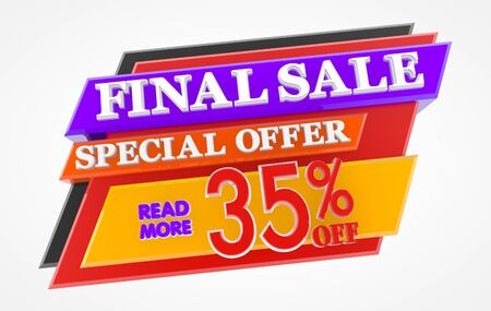 FINAL SALE SPECIAL OFFER 35 % OFF READ MORE 3d rendering