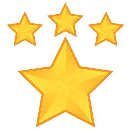 blue star: star pentacle