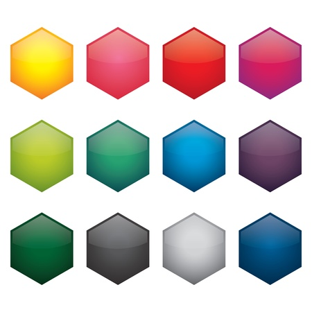button candy jewel Stock Vector - 20110113