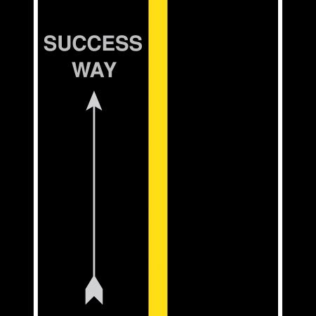 success street road Stock Vector - 20220523