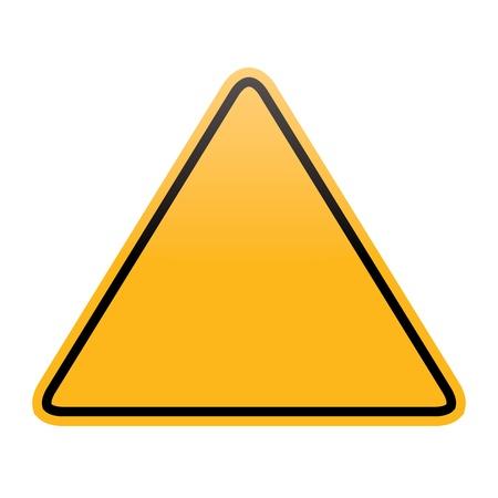wet floor caution sign: se�al de advertencia de color amarillo en blanco aislado Vectores