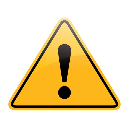 danger sign Stock Vector - 20405230