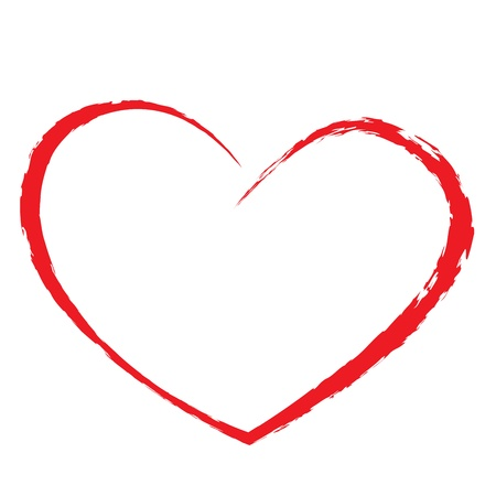 dessin coeur: dessin de coeur