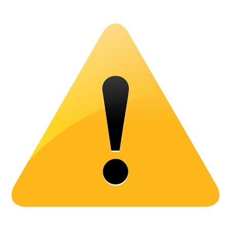 danger warning sign Stock Vector - 20405231