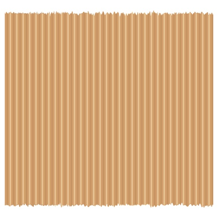 brown recycled paper cardboard texture  Stock Vector - 20888207
