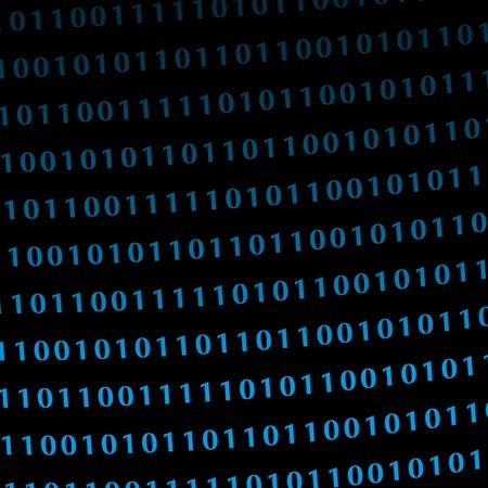 dos: binary computer language monitor digits