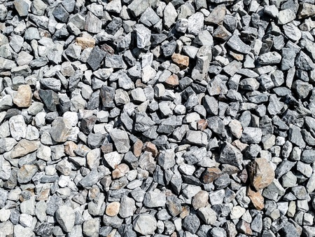 rock pieces crushed gravel texture Stock Photo - 21576538