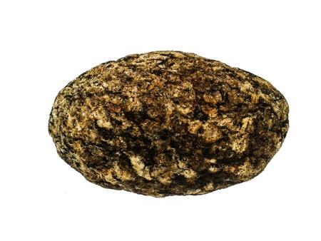 rock stone isolated on white background Stock fotó - 21576711