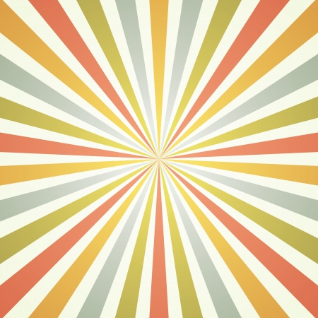 vintage rays background Vettoriali