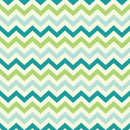 vintage popular zigzag chevron pattern Stock Vector - 21759805