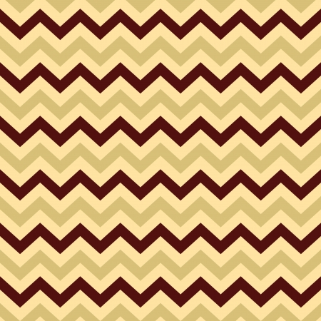 vintage popular zigzag chevron pattern Vector