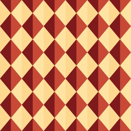 popular vintage zigzag chevron triangle pattern Stock Vector - 21759839