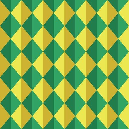 popular vintage zigzag chevron triangle pattern Stock Vector - 21759829
