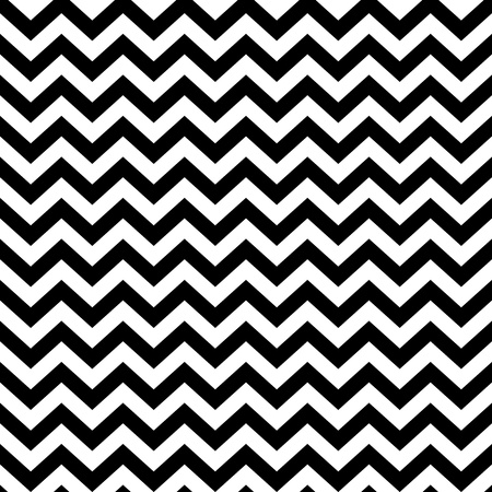 popular vintage zigzag chevron pattern Stock Vector - 21759835