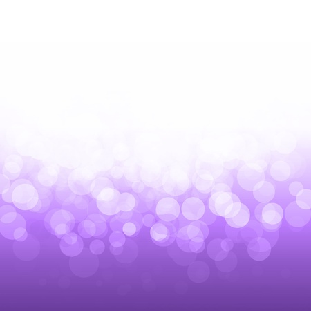 popular bokeh purple festive lights and stars