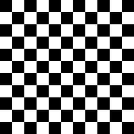 cuadros blanco y negro: populares corrector de ajedrez cuadrado abstracto vector de fondo
