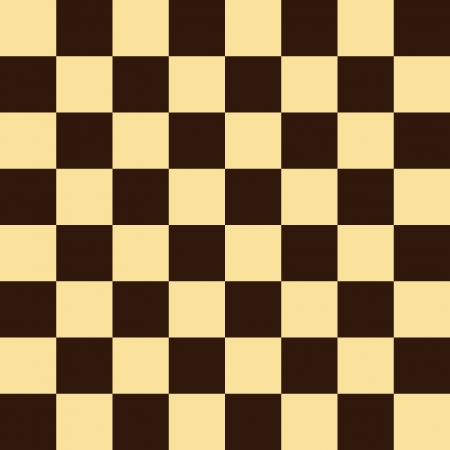 popular brown oak checker chess square abstract background vector Stock Vector - 23774538