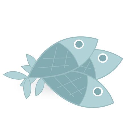goldfish jump: fish isolated on white background