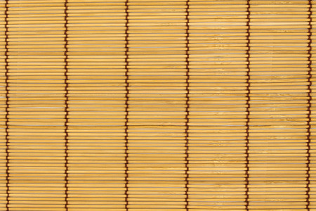 sushi: sushi rolling roller bamboo material mat maker isolated white background