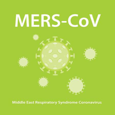 coronavirus: Mers-CoV (Middle East respiratory syndrome coronavirus)